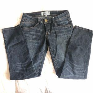 Jolt Ladies Skinny Jeans